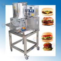 2014 china electric automatic hamburger pattie forming machine manufacturer