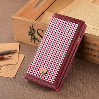 For Samsung Galaxy s6 Ladies Leather Case, Leather PU Case For Wallet Ladies Mobile Cover For Samsung Galaxy s6 Ladies cases