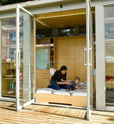20ft, 40ft 1 or 2 or 3 bedroom container mobile house with shower and kitchen, 20ft apartment mobile building design