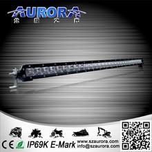 anti vibration AURORA 30inch single row light led offroad light bar