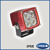 waterproof led work light auto car led lamp 50w led truck work light with cree chip