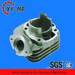 professional motorcycle parts manufacturer wholesale aluminum heat sink parts