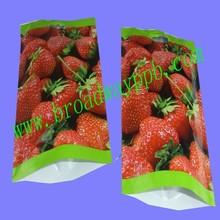 factory custom resealable aluminum foil pouch/ziplock pouch/food pouch