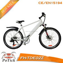 Central Motor electric mountain bike / cheap electric bicycle with CE/e bike