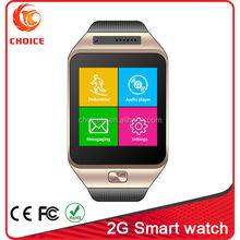 Alibaba gold manufacturer wholesale smart cheap watch mobile phone with camera