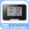 LCD Table Clock Camera Wifi Weather Station Full HD 1080P Home Security Camcorder HD 1080P Spycam Gadgets