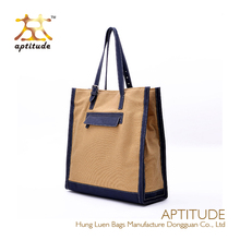 Delicate Fashion Personal High End Canvas Designer Handbag