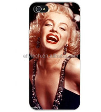Cheap price high quality printing phone case custom printing own cases for iphone 5 5s