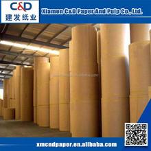 2015 Alibaba China Supplier Factory Price Top Grade Kraft Paper