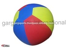 colorida pelota de playa