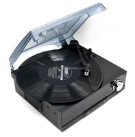 turntable/ Vinyl Record player with built-in speaker