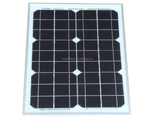 High efficiency 25W mono solar panel