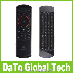 Rii i25 2.4G Mini Wirless Keyboard Fly Air Mouse For TV Box