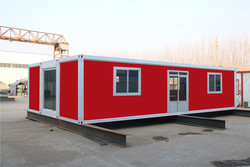 portable and rapid type container villa india