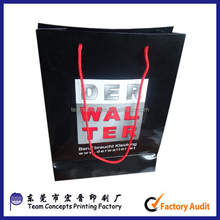 High grade Gloss Laminated Customized Paper Bag