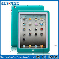 Silicone rubber tablet case for samsung galaxy tab 3 7 inch