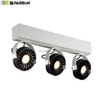 unique spotlight/54w led spotlight/adjustable beam angle led spotlight