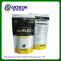 Ziplock Bags /Pouch For Food/Pet Food With Gravure Printing