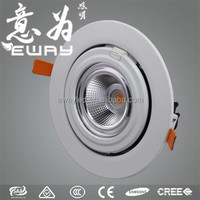 Eway Private housing high power dimmable 30w 35W cob led downlight