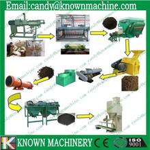 Organic fertilizer produce line/organic fertilizer pellet production line