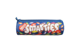 Wholesale candy round pencil case