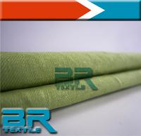 53/54'' Linen/Cotton twill yarn dyed fabric price cheap