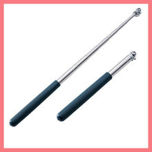 stainless steel telescopic guide use flagpole