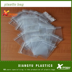 100% LDPE Custom Mini Ziplock Bag