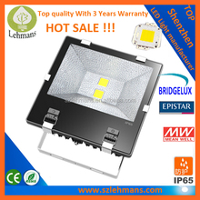 Top quality meanwell waterproof outdoor 100w led flood light 100w 120W 150W