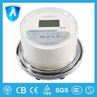 1S socket type kWh meter/ ANSI meter/round socket watt hour meter