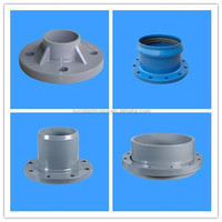 ISO 9001/GB PVC/UPVC Pipe Weld Neck Flange,Spectacle Blind Flange with Good Price