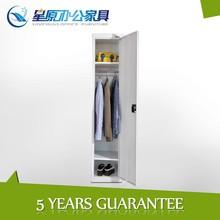 good quality knock down single door used students storage lockers