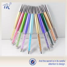 Bulk Buy From China Beautiful Design Metal Crystal Pen