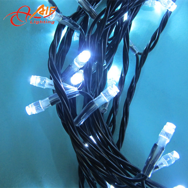High Quality Outdoor String Lights : Hang Outdoor Christmas Decorations High Quality Cheerful & Colorful Festive Shinning Led String ...