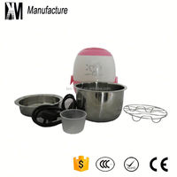 New Design baby egg boiler Multifunctional electric lunch box