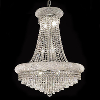Led Crystal Chandelier for Party Decoration Christmas