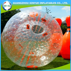 Lasttest popular sports inflatable ball human bowling ball
