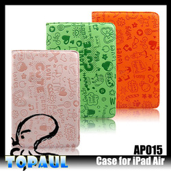fold flip case for ipad mini case