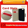 Smart phone with card holder case for samsung galaxy s4 mini