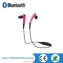 Colors in ear wireless headsets magnet adsorb design for sports