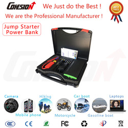 multi function jump starter 12v 12800mAh auto eps car battery charger jump starter