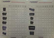 Terminator Battery 12v 4.5Ah