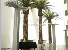 artificial date palm tree big artificial outdoor decorative palm tree for selling