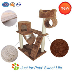 2015 Sweet Top quality unique shaped cat bed luxury pet bed for cats