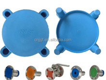 LDPE flange protetcors,plastic flange covers ,plastic flange protecors