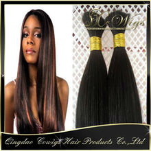 Best price chinese straight human hair bulk for wholesale