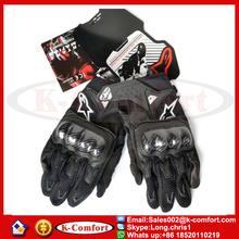 KCM1434 Custom Design Safety Protector Motorcycle Race Gloves Off Road Bike for sale
