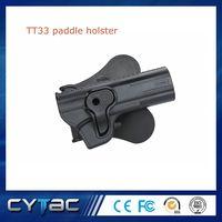 L Tokarev TT33 pistol fits MOLLE pouches pistol holster