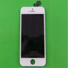 lcd display replacement for iphone 5g 5c 5s,damaged front glass refurbished for iphone 5g