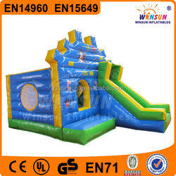 Interesting Best Seller HOT Bouncy Inflatable Castle Play House